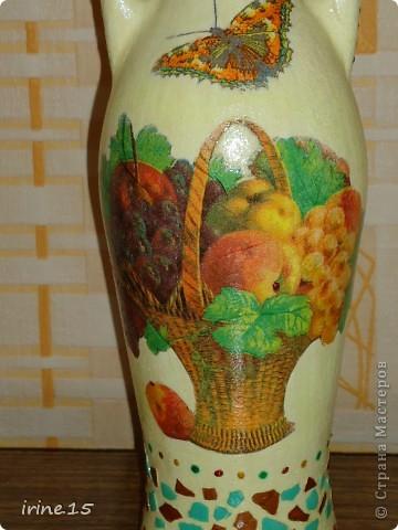 Бутылка в подарок фото 3