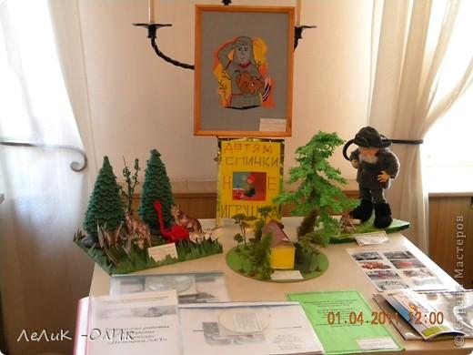 Здравствуйте жители Страны Мастеров! В нашем городе традиционно проходит конкурс детско-юношеского творчества по пожарной безопасности фото 4
