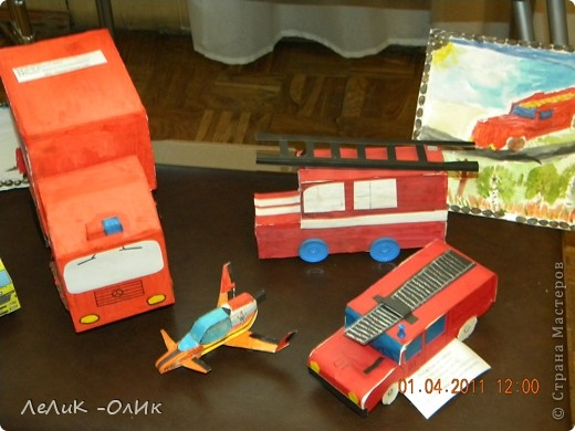 Здравствуйте жители Страны Мастеров! В нашем городе традиционно проходит конкурс детско-юношеского творчества по пожарной безопасности фото 6