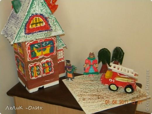 Здравствуйте жители Страны Мастеров! В нашем городе традиционно проходит конкурс детско-юношеского творчества по пожарной безопасности фото 9