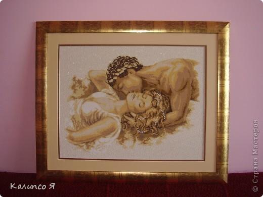 """картина под названием """"Греческий поцелуй""""... фото 2"""