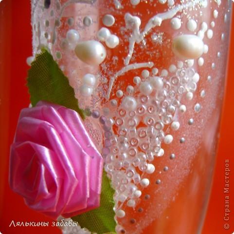 свадебные бокалы фото 10