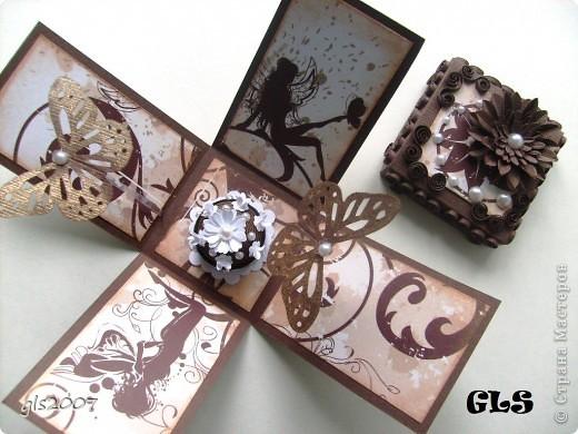 Шоколадная феечка фото 6