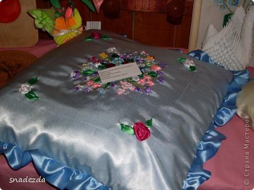 Вышивка лентами (Гребенкина Марина)   фото 4