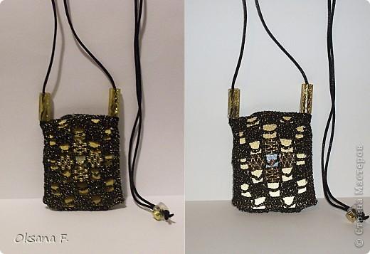 Связала несколько чехольчиков для КФС, чтобы были разные... для разных нарядов:)) Фото в двух вариантах - со вспышкой и без. фото 1
