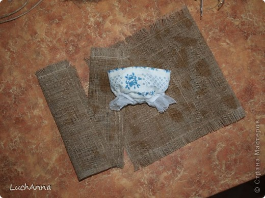 Замарашечка во всей красе))) Кукла, которая может получится в результате этого МК. первая часть МК находится здесь: http://stranamasterov.ru/node/218315 фото 70