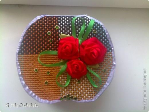Шкатулка для подружки. фото 1