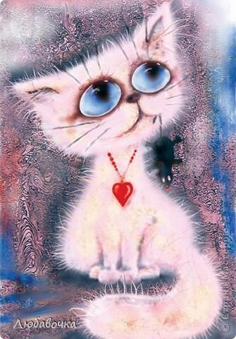 Котёнок с мышкой) фото 3