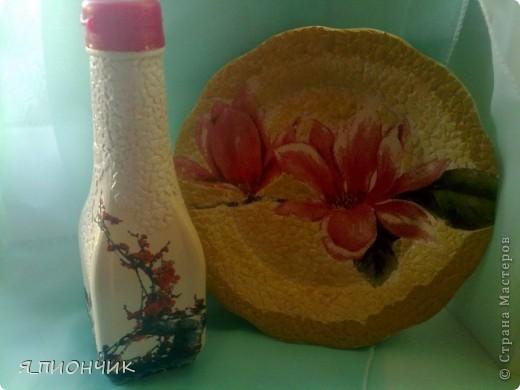 Бутылочка  для чего-нибудь. фото 6