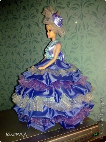 Ещё шкатулочки)))) Голубенькая для любимой доченьки Дарьюшки)))) фото 8