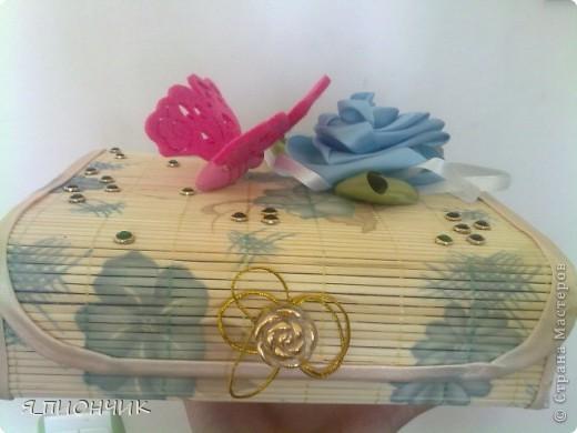 Шкатулка для подружки. фото 7