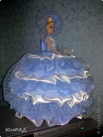 Ещё шкатулочки)))) Голубенькая для любимой доченьки Дарьюшки)))) фото 5