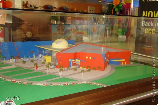 И снова мы к вам с репортажем))) Сегодня мы хотели бы показать Вам детский центр. Несколько лет назад мы уже были в нем, и уже показывали репортаж. За эти годы центр нисколько не изменился,, но нам было интересно снова побродить по нему... фото 1