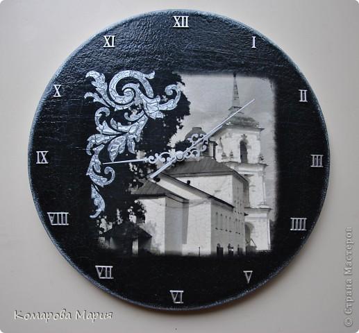 """Часы """"Старый Каргополь"""""""
