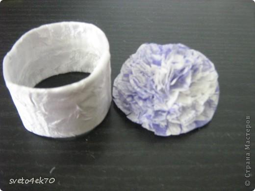 у дочери свадьба, осталось 5 дней, а мы только обнаружили, что у нас нет столько одинаковых колец для салфеток. на выручку пришла смекалка. фото 7