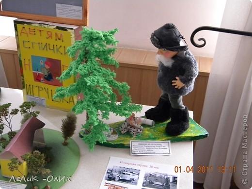 Здравствуйте жители Страны Мастеров! В нашем городе традиционно проходит конкурс детско-юношеского творчества по пожарной безопасности фото 17