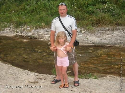 посмотрела репортаж Ксюша - токалка и очень мне захотелось тоже показать свой отпуск на Домбае фото 33