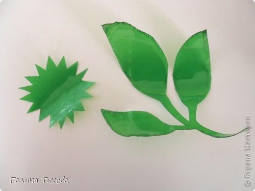 Эти маки сделаны из обычных пластиковых бутылок. фото 4