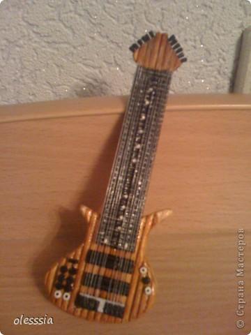 Гитара Уорра. фото 4