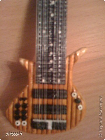 Гитара Уорра. фото 6