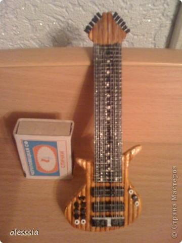 Гитара Уорра. фото 1