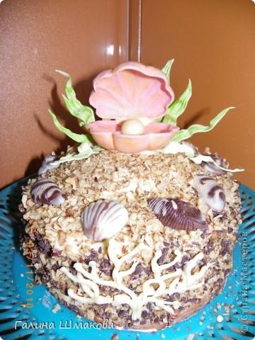 """Сынуле на день рождения...мой первый """"особый"""" тортик фото 8"""