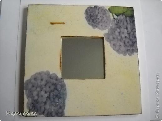 Преобразила икеевское зеркало на свой вкус.))) фото 1