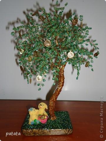Бисерные деревья Классика