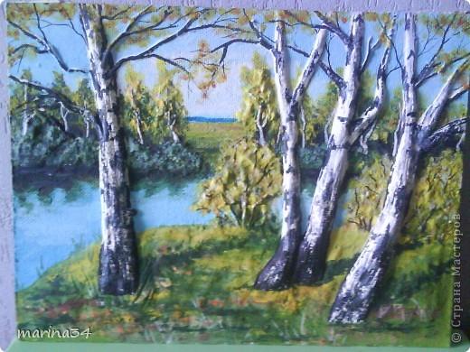 лесной пейзаж фото 1