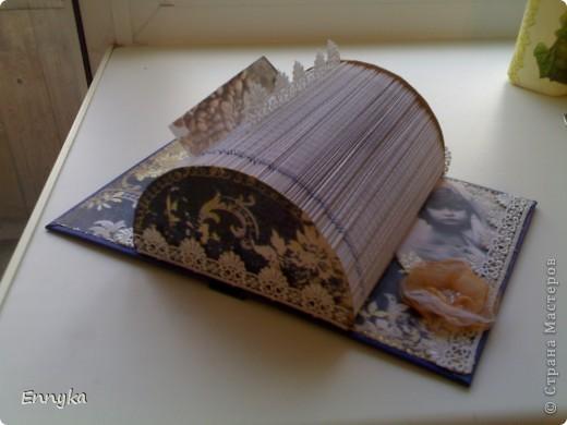 увидала где то идею - понравилось!  на столе часто такой бумажный бардак бывает )))))  фото 3