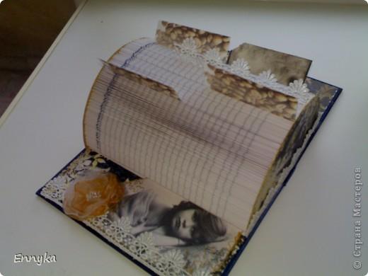 увидала где то идею - понравилось!  на столе часто такой бумажный бардак бывает )))))  фото 4