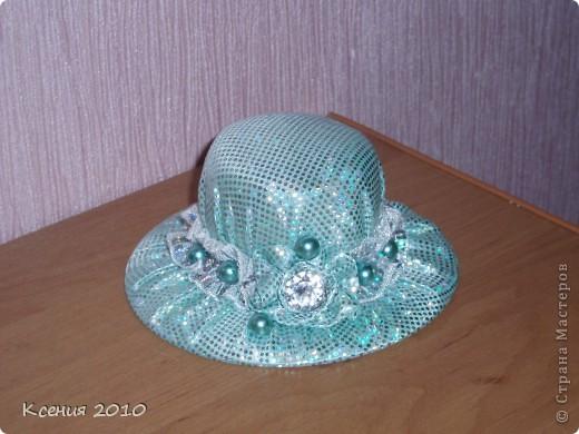 Коллекция  шляпок фото 3