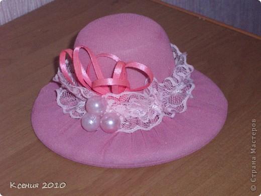 Коллекция  шляпок фото 1