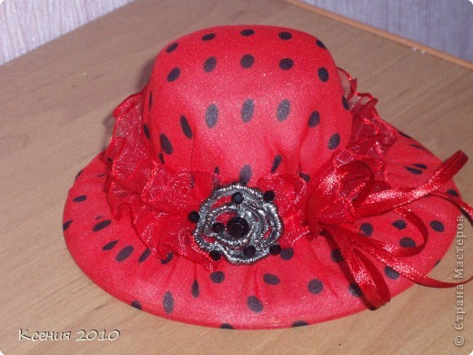 Коллекция  шляпок фото 4