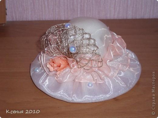 Коллекция  шляпок фото 5