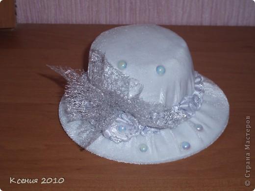 Коллекция  шляпок фото 6