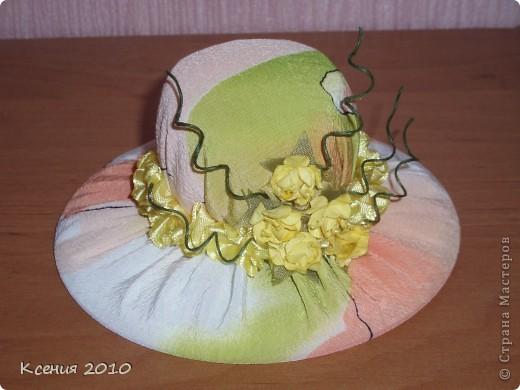 Коллекция  шляпок фото 7