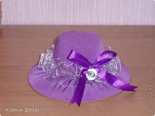 Коллекция  шляпок фото 8