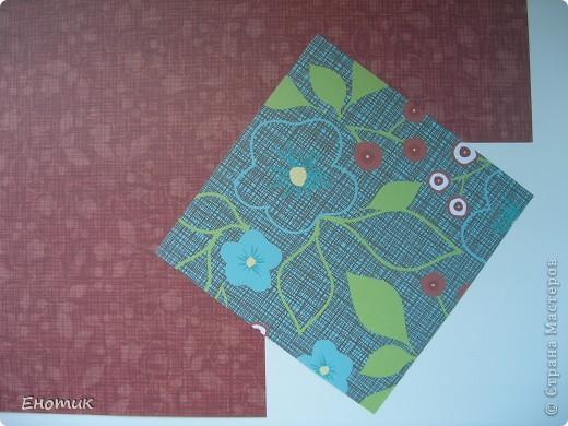 Здравствуйте! Сегодня я с цветочными открытками. Очень надеюсь, что вы не против подробностей их создания. ))) фото 3