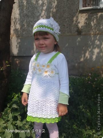 Сарафан для дочи ))) фото 1