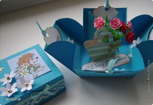 Вот такие подарочки будут подарены коллеге по работе. фото 3