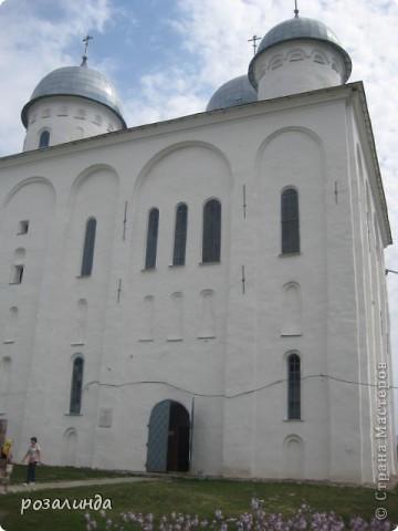 Путешествие в Великий Новгород фото 5