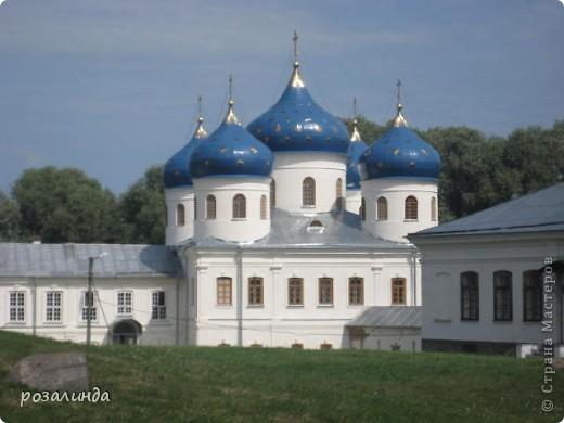 Путешествие в Великий Новгород фото 7