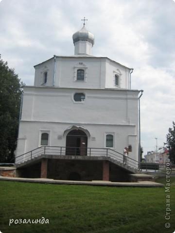 Путешествие в Великий Новгород фото 13