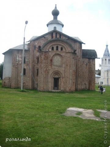 Путешествие в Великий Новгород фото 14