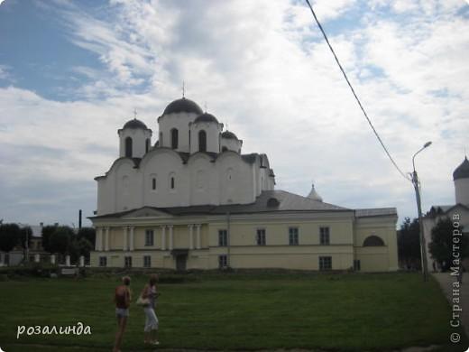 Путешествие в Великий Новгород фото 15