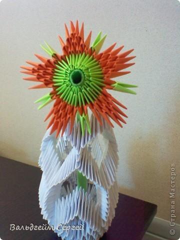 ваза с цветочком фото 1