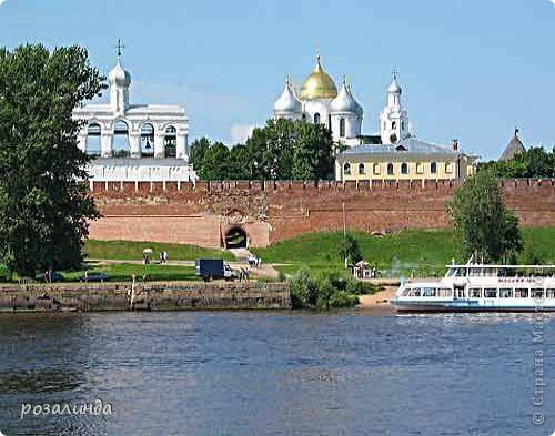 Путешествие в Великий Новгород фото 16