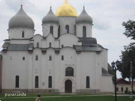 Путешествие в Великий Новгород фото 18