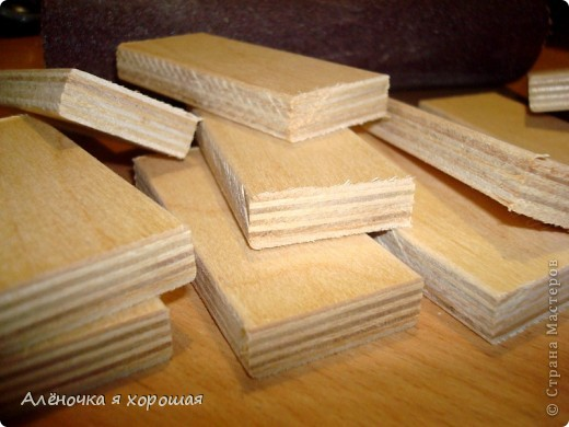 Давно хотела купить ребёнку деревянные доминошки. Всё дело не доходило. фото 2